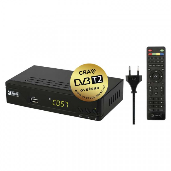 Set top boxy (DVB-T)