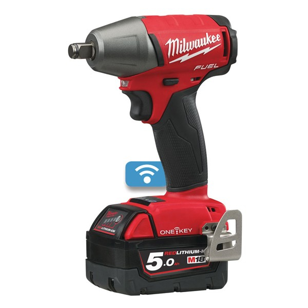 Milwaukee M18 ONEIWF12-502X FUEL - aku ONE-KEY 1/2˝ rázový utahovák