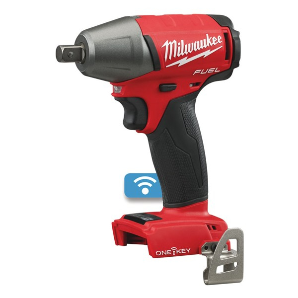 Milwaukee M18 ONEIWP12-0 FUEL - aku ONE-KEY 1/2˝ rázový utahovák