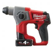 Milwaukee M12 CH-402C FUEL - aku SDS-plus kladivo