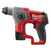 Milwaukee M12 CH-202C FUEL - aku SDS-plus kladivo