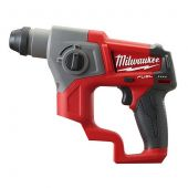 Milwaukee M12 CH-0 FUEL - aku SDS-plus kladivo