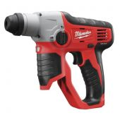 Milwaukee M12 H-0 - aku kladivo SDS-plus