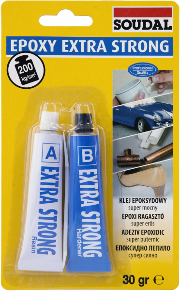 EPOXY EXTRA STRONG  2X15ML