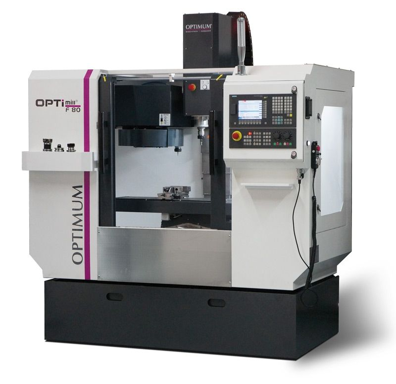 CNC frézka OPTImill F 80